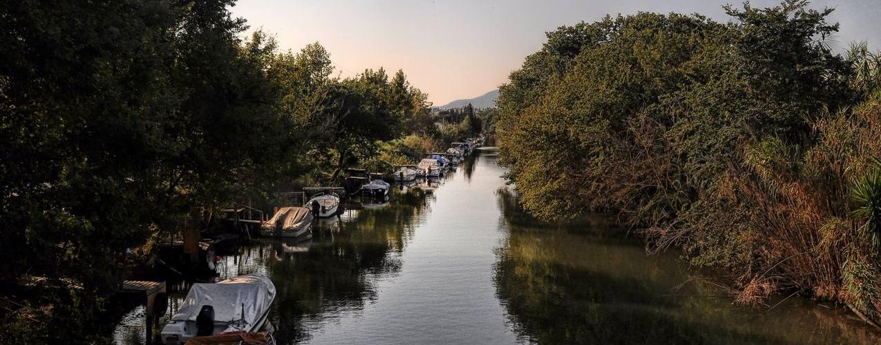 Potamos River