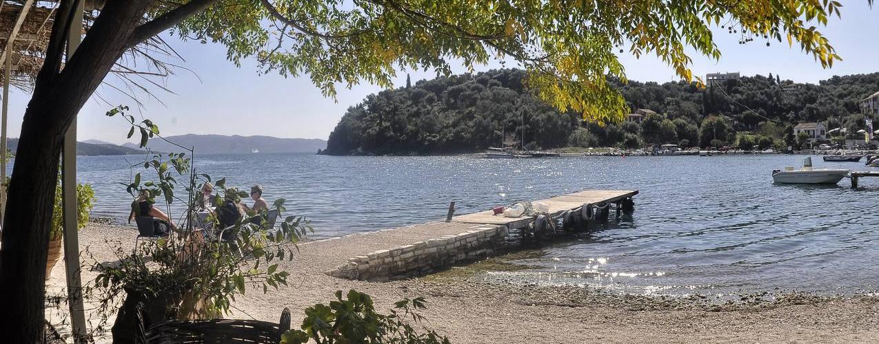 Ag. Stefanos Sinies Beach