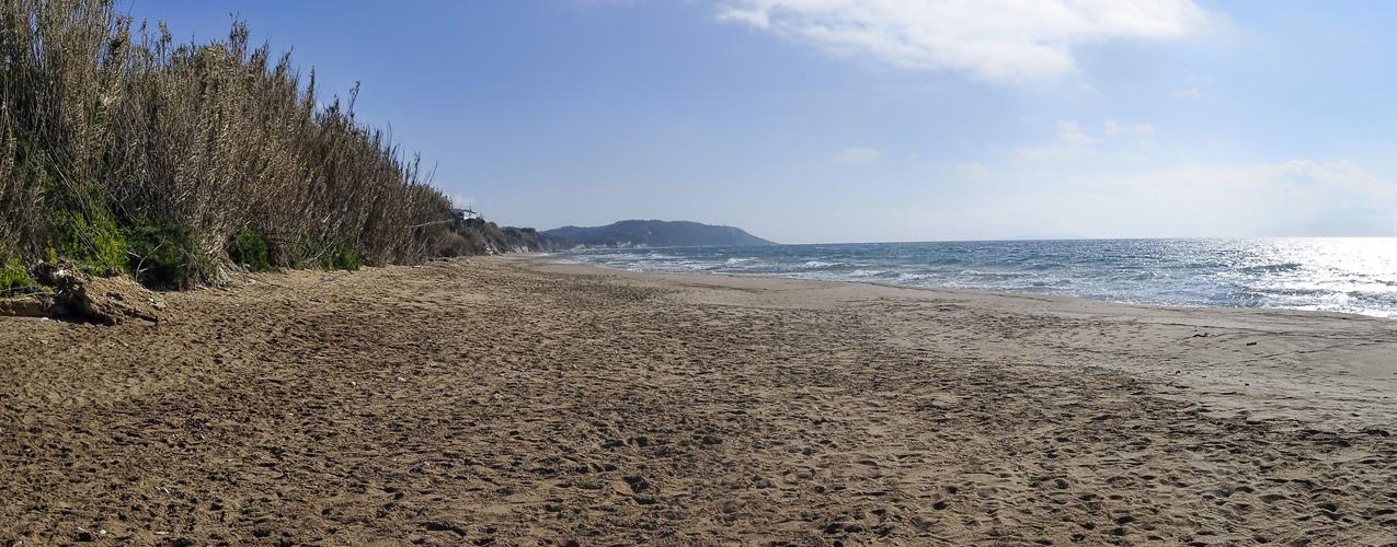 Argyrades Beach