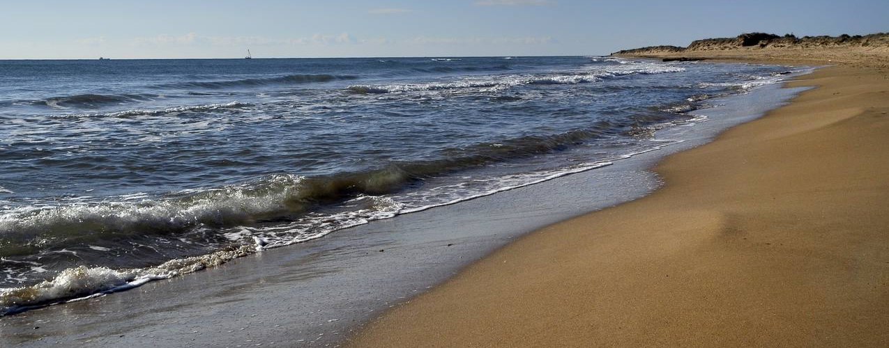 Chalikounas Beach