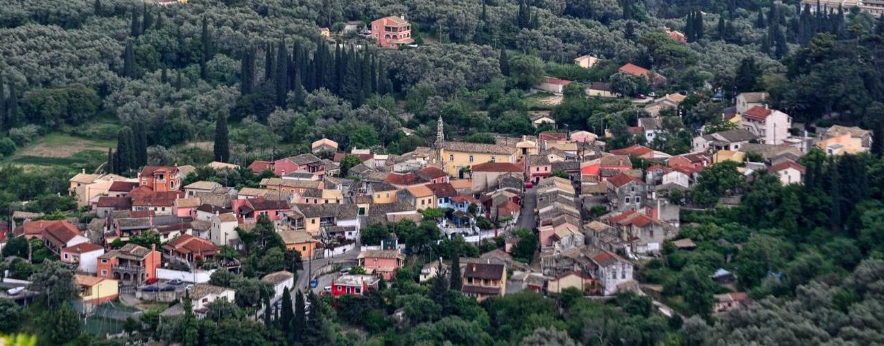 Doukades Village