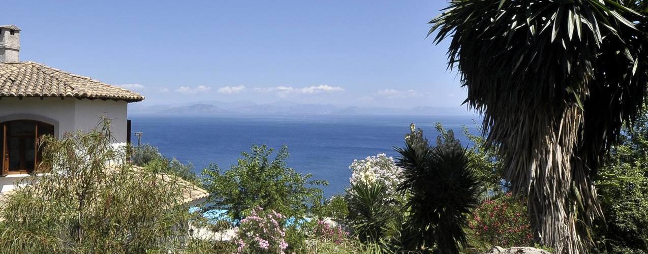 Gastouri View