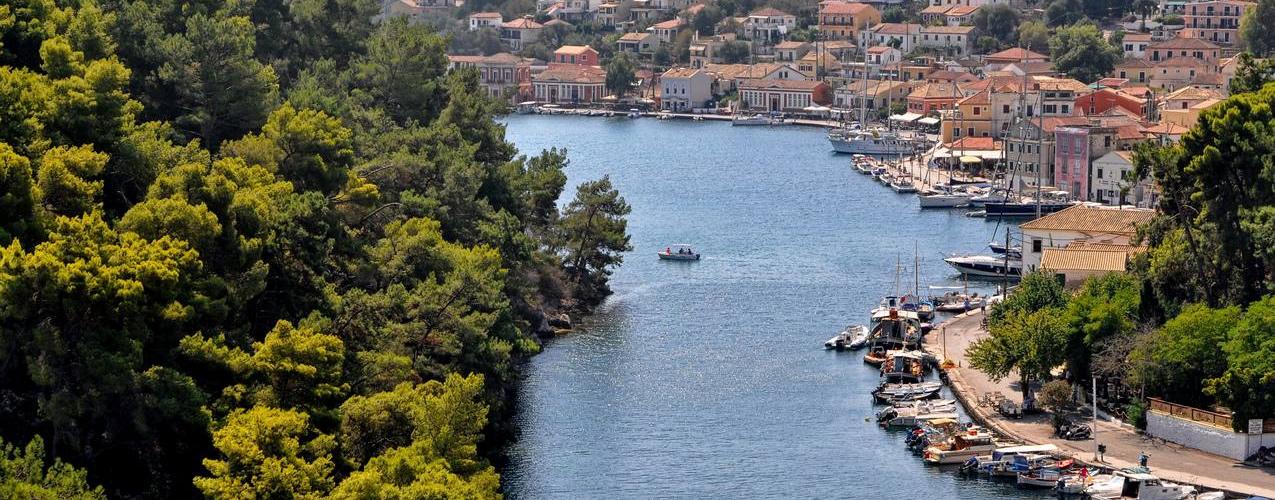 Paxos Port View