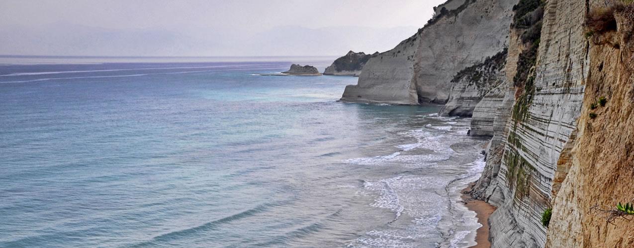 Peroulades Beach