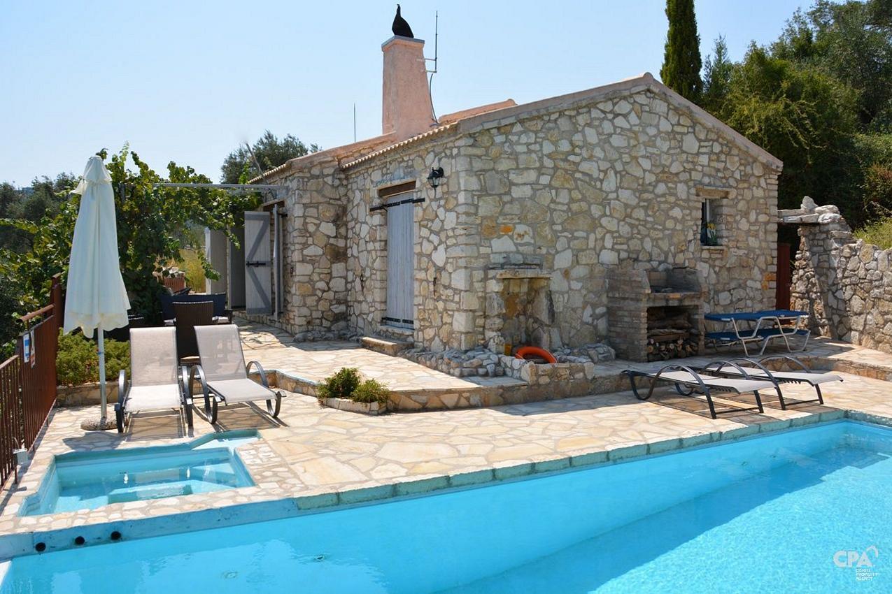 Property For Sale Agios Stefanos Corfu